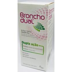 Bronchodual solução oral 120 ml
