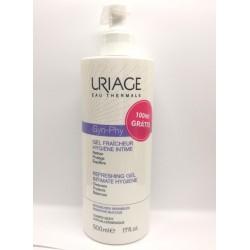 Uriage Gyn-Phy gel refrescante doseador 400ml