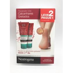Neutrogena creme calcanhares gretados pack x 2 embalagens