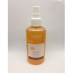 Vichy Idéal Soleil água solar spray luminosidade SPF 30+ 200 ML