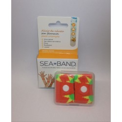Sea-band 2 pulseiras adulto