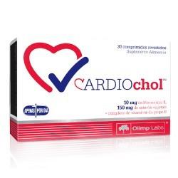 Cardiochol 30 comprimidos
