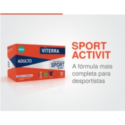 Viterra Sport 60 comprimidos