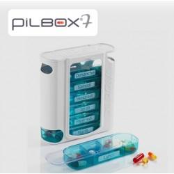 Pilbox 7 caixa dispensador de medicamentos