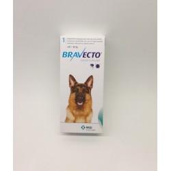 Bravecto 250 mg 1 comprimido mastigável cão 4.5-10 kg
