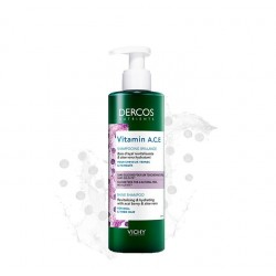 Vichy Dercos Nutrients Vitamin A.C.E champô 250 ml