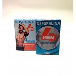 Depuralina Men 60 cápsulas