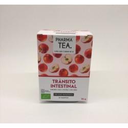 PHARMA TEA trânsito intestinal infusão biológica 20 saquetas
