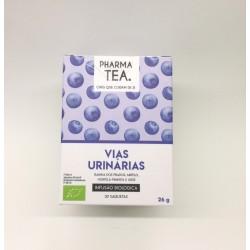 PHARMA TEA vias urinárias infusão biológica 20 saquetas