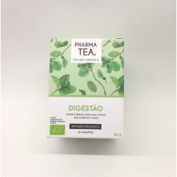 PHARMA TEA digestão infusão biológica 20 saquetas