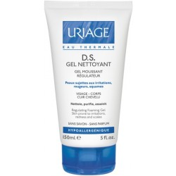 Uriage DS gel limpeza regulador 150 ml