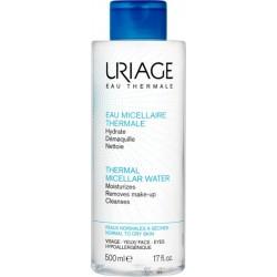 Uriage Água Micelar de limpeza para pele normal a seca 500 ml