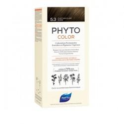 Phytocolor 5.3 castanho claro dourado