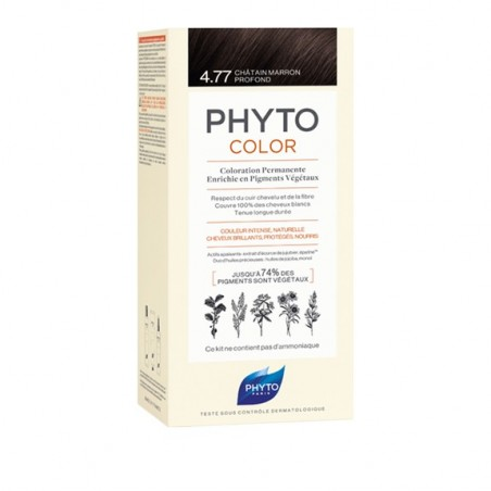 Phytocolor 4.77 Castanho marron profundo