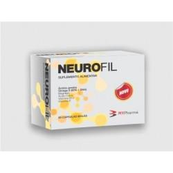 Neurofil 60 cápsulas moles