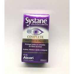 Systane Complete 10 ml