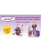 Anti-parasitários ( piolhos e lêndeas)