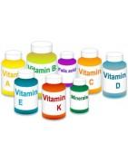 Vitaminas e sais minerais